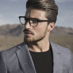 Catch the light with Mariano Di Vaio for BOSS Eyewear #masterthelight