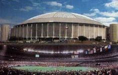 Astrodome Houston, Texas
