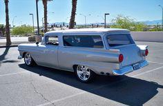 57fordsforever.com - Don Baird's `57 Wagon