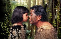 Maori cultural experience in New Zealand.
