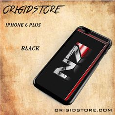 N7 Mass Effect Black White Snap On Or 3D For Iphone 6 Plus