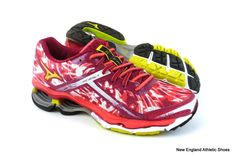 purchase cheap 422f4 ce60f Mizuno Wave Creation 15 new women running shoes sneakers size 6 Cerise Coral