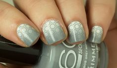 Hunger Games: Catching Fire Inspired Nail Art | The Nailasaurus