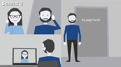 Aus unserer Smart-Kategorie: Erklärvideo für die Planethyp zum Tippgebermodell!  Mehr Erklärvideos auf http://erklaerfilm.junge-meister.de/