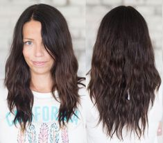 Really great tips for air drying your hair! NO MORE FRIZZ!!!