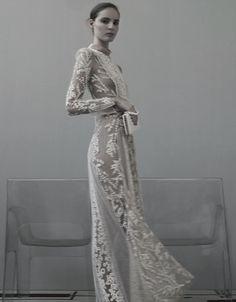 A Valentino bride.