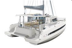 Catana revoit sa copie avec son catamaran Bali4.1