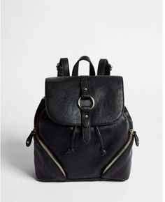 51e0f39713 Express mini o-ring backpack With silver hardware