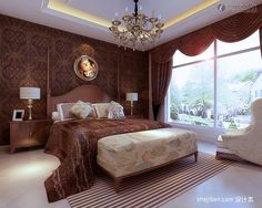 Marvelous Luxurious Master Bedroom With Best False Ceiling Designs And Largest Home Design Picture Inspirations Pitcheantrous