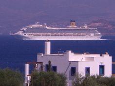 Paros, The Stagones Luxury Villas Amazing Seaview