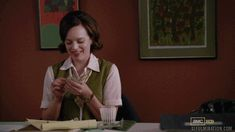 Peggy is my favorite Mad Men character