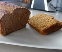 Try with egg replacer- Coconut, Cinnamon and Bananna Bread