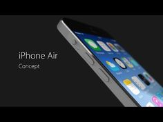 Realistic Concept for a 4.7-Inch iPhone Air [Video]