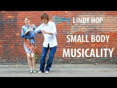 MUSICALITY. Lindy hop. Lesson stuff. Small body musicality - YouTube
