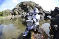 LEGO: Star Wars - A Day in the Life by Mike Stimpson