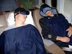 Sleeping Penguins - Sidney Crosby and Marc-Andre Fleury