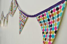 vlagjes by Oontje, via Flickr