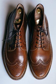 Buday Shoes Mens Brogue Boots, Brogues, Men's Boots, Shoe Boots, Men's Watches, Watches For Men, Fashion Shoes, Men's Fashion, What Women Want