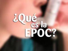 ¿Qué es la EPOC?