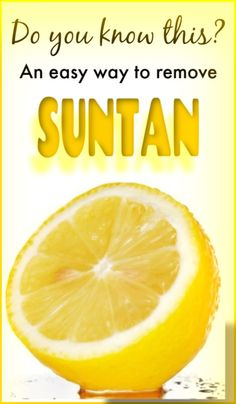 How to make natural bleach at home to remove sun tan - NZ Holistic Health Health Tips For Women, Health Advice, Healthy Tips, How To Stay Healthy, Healthy Drinks, Healthy Skin, Healthy Recipes, Get Rid Of Tan, Home Beauty Tips