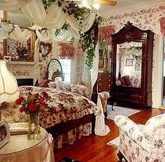 English Country Bedroom images nof english manor interiors - yahoo! search results