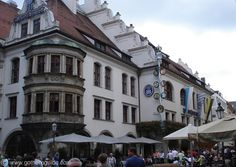 Hofbräuhaus is one of the major tourist attractions in Munich. Hofbräuhaus offers everything the traditional beer garden will offer.