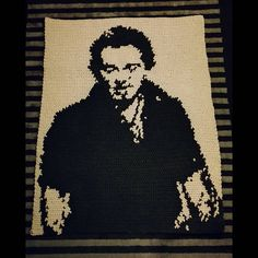 Bruce Springsteen Carpet | Blanket | Wall art