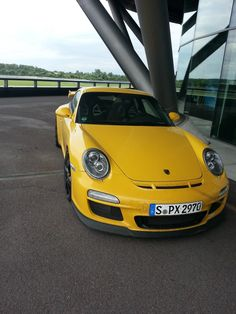 Taken at the Porsche factory in Leipzig, Germany.                                          Easy to spot a yellow car when you are always thinking of a yellow car🚕  Easy to spot an oppurtunity when you are always thinking of opportunity💫  You become what you think about⚡️Watch yourself 💛