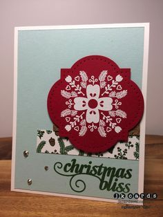 stampin up cheerful christmas - Google Search