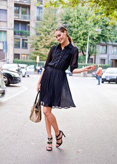 the little black dress  tumblr