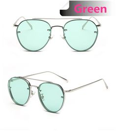 Classic Country Western Sunglasses with Skinny Bar