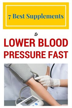 It's important to keep your blood pressure in check before it develops into a more serious condition. Foods and supplements to lower blood pressure are available to fight the risks of heart-related diseases.