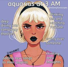Aquarius Facts Love, Aquarius Funny, Leo Zodiac Facts, Astrology Aquarius, Aquarius Traits, Aquarius Quotes, Aquarius Woman, Zodiac Signs Aquarius, Zodiac Star Signs