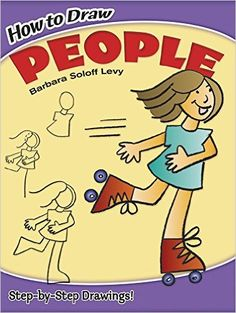 How to Draw People (Dover How to Draw), 2016 Amazon Top Rated Comics & Graphic Novels  #Books