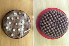"It's the 4th week of the Great CFA Bake Off! This week saw husband and wife David and Laura bake against each other with a battle of the chocolate cake! Feedback from the judges included ""it's like a chocolate bar in a cake!"" Congratulations to Laura who goes through to our semi-final (it's the cake with the fewer maltesers)"