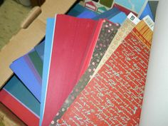 Sale Photo #21: Large collection of Scrapbooking supplies. All $50.00, paper, books, stickers etc...