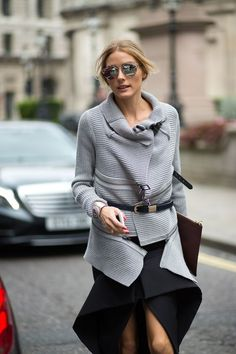 The Olivia Palermo Lookbook : Olivia Palermo Street Style Queen