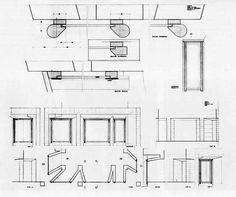 can casa lis mallorca porto petro portopetro stepienybarno arquitectura 500 base copia Barcelona Architecture, Modern Architecture, Jorn Utzon, Passive House, Famous Architects, Dark Interiors, Window Frames, Classic House, Designs To Draw