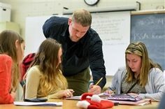 Can positive student-teacher relationships improve math scores? Article from Pittsburgh Post-Gazette, with reader comments that are worth reading as well