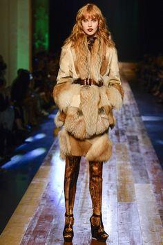 Look 6 - Jean Paul Gaultier Haute Couture Autumn/Winter 2016-17