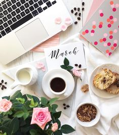 "1,213 Likes, 78 Comments - Marika ☕️ Breakfast&Coffee® (@breakfast_and_coffee) on Instagram: ""Hello March! I was waiting for youBen arrivato Marzo, avremo un gran bel da fare noi due insieme,…"""