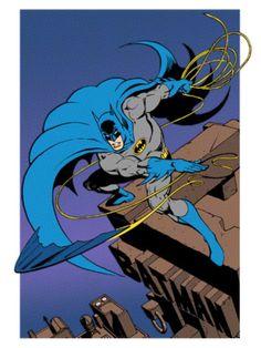 Batman by Jose Luis Garcia Lopez Im Batman, Batman Art, Batman Robin, Spiderman, Comic Book Artists, Comic Book Heroes, Comic Books Art, Comic Art, Batman Poster