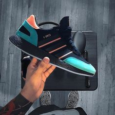 huge discount 9cd1a 0b94b ⚡️Adidas I-5923 Hawaiian Thunderstorm ⚡ Premium Sneaker Protection and  Support Provided by