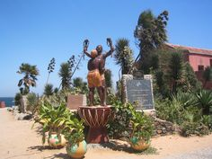 island of goree senegal | Monument - Island of Goree pictures - Senegal - Africa - The World In ...