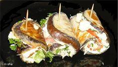 Закуска из баклажан «ОСТРЫЕ ЯЗЫЧКИ» | Наша кухня - рецепты на любой вкус!