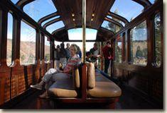 Train Cuzco to Puno