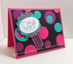 Stampin' Fun with Diana: Stampin' Stylin' Squad May Blog Hop: Let's Get Punchy!