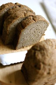 A vegan obsession: Give Us This Day. Gluten Free Bread.