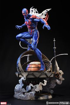 Spider-Man 2099 Statue by Sideshow Collectibles