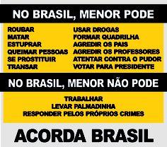 ACORDA, BRASIL! #vemprarua